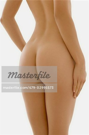 Woman's buttocks Stock Photo - Premium Royalty-Free, Image code: 679-02995573