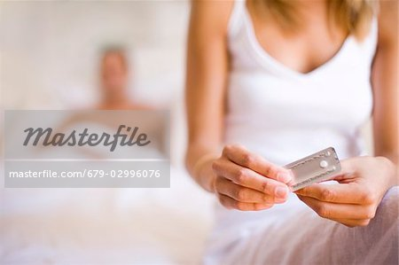 Emergency contraception Stock Photo - Premium Royalty-Free, Image code: 679-02996076