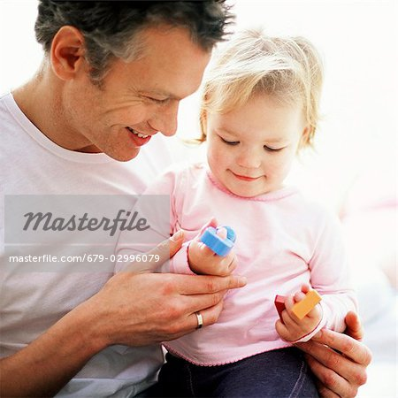 Fatherhood Stock Photo - Premium Royalty-Free, Image code: 679-02996079