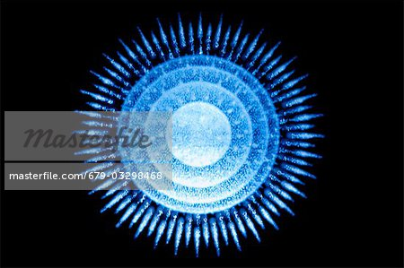 Virus, conceptual computer artwork. Stock Photo - Premium Royalty-Free, Image code: 679-03298468