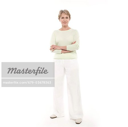 Senior woman. Stock Photo - Premium Royalty-Free, Image code: 679-03678363