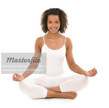 Yoga. Stock Photo - Premium Royalty-Free, Image code: 679-03678692