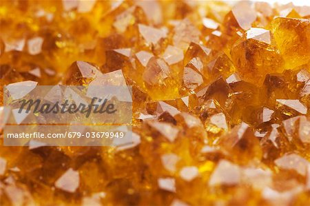 Citrine crystals from Brazil. Stock Photo - Premium Royalty-Free, Image code: 679-03679949