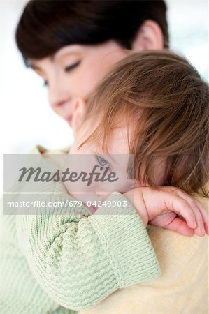 Mother and daughter Stock Photo - Premium Royalty-Free, Image code: 679-04249903