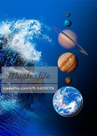 End of the World in 2012 conceptual image Stock Photo - Premium Royalty-Free, Image code: 679-04250776