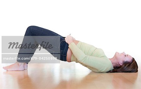 Overweight woman Stock Photo - Premium Royalty-Free, Image code: 679-04250898
