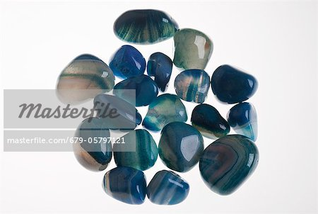 Assortment of Gemstones Stock Photo - Premium Royalty-Free, Image code: 679-05797121
