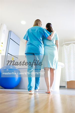 Birthing centre Stock Photo - Premium Royalty-Free, Image code: 679-05797357