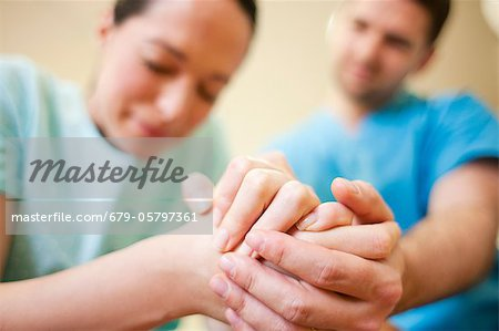 Birthing centre Stock Photo - Premium Royalty-Free, Image code: 679-05797361