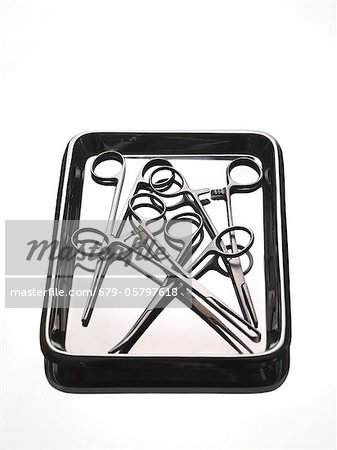 Surgical instruments Stock Photo - Premium Royalty-Free, Image code: 679-05797618