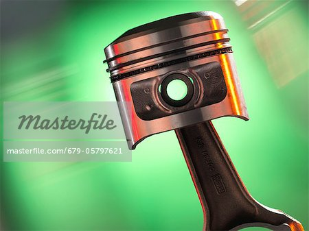 Car engine piston Stock Photo - Premium Royalty-Free, Image code: 679-05797621