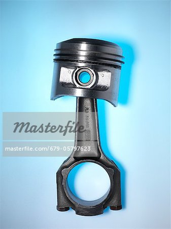 Car engine piston Stock Photo - Premium Royalty-Free, Image code: 679-05797623
