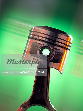 Car engine piston Stock Photo - Premium Royalty-Free, Image code: 679-05797624