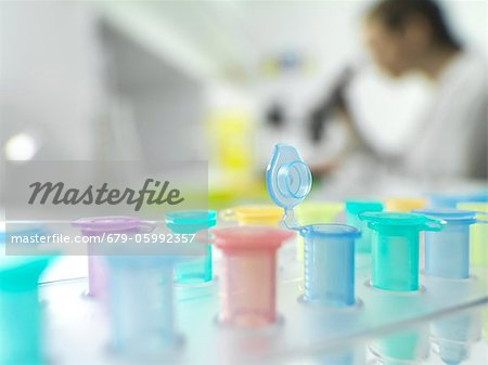 Biological research. Stock Photo - Premium Royalty-Free, Image code: 679-05992357
