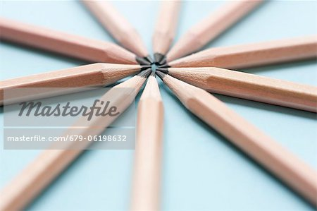 Pencils. Stock Photo - Premium Royalty-Free, Image code: 679-06198632