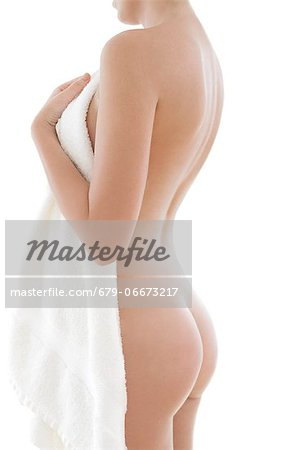 Woman's back. Stock Photo - Premium Royalty-Free, Image code: 679-06673217