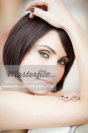 Healthy woman. Stock Photo - Premium Royalty-Free, Image code: 679-06754539