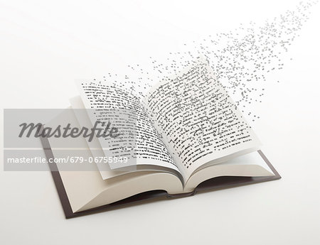 Knowledge, conceptual computer artwork. Stock Photo - Premium Royalty-Free, Image code: 679-06755949