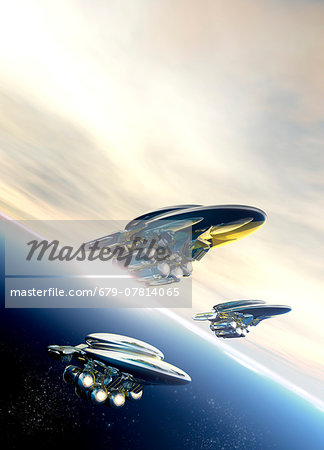 Space tourism Stock Photo - Premium Royalty-Free, Image code: 679-07814065