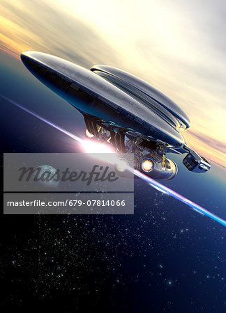 Space tourism Stock Photo - Premium Royalty-Free, Image code: 679-07814066