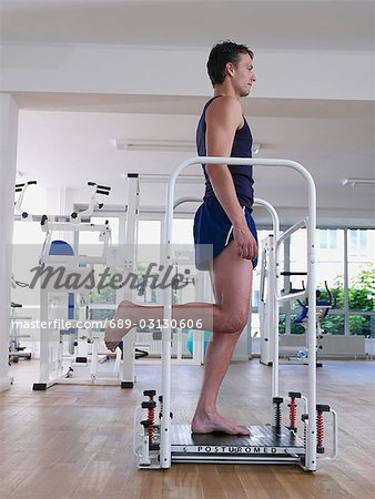 workout Stock Photo - Premium Royalty-Free, Image code: 689-03130606