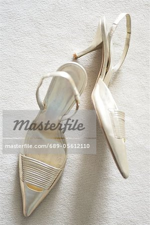 Pair of ladies shoes Stock Photo - Premium Royalty-Free, Image code: 689-05612110