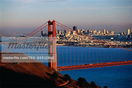 Golden Gate Bridge San Francisco, California, USA Stock Photo - Rights-Managed, Image code: 700-00012840
