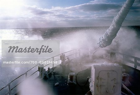 Deep Sea Trawler Newfoundland and Labrador, Canada