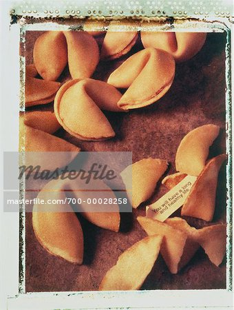 Fortune Cookies Stock Photo - Rights-Managed, Image code: 700-00028258