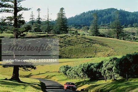 Rocky Point, Norfolk Island Australia