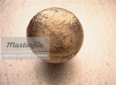 Globe Asia