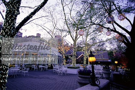 Tavern on the Green, Central Park New York, New York, USA Stock Photo - Rights-Managed, Image code: 700-00071572