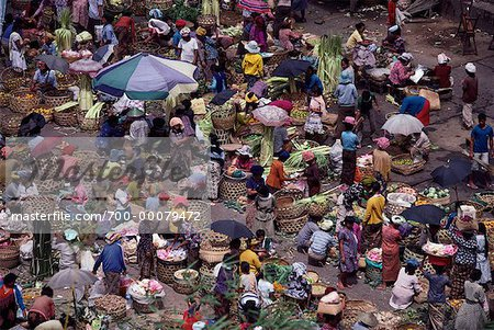 Denpasar Market Bali, Indonesia Stock Photo - Rights-Managed, Image code: 700-00079472