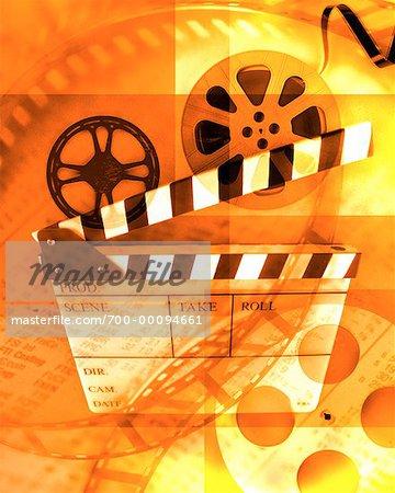 Film Montage    Stock Photo - Premium Rights-Managed, Artist: Ken Davies, Code: 700-00094661