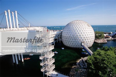 Cinesphere and Skydeck Toronto, Ontario, Canada Stock Photo - Rights-Managed, Image code: 700-00152095