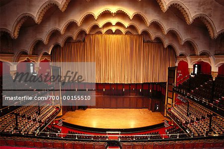 Theatre Interior Stock Photo - Rights-Managed, Image code: 700-00155510