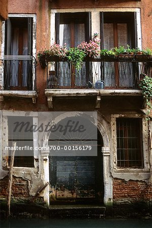 Doorway Venice, Italy Stock Photo - Rights-Managed, Image code: 700-00156179