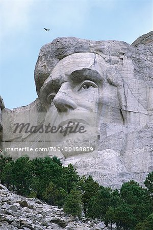 Mount Rushmore South Dakota, USA Stock Photo - Rights-Managed, Image code: 700-00158839