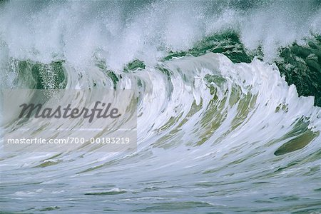 Ocean Wave Hawaii, USA Stock Photo - Rights-Managed, Image code: 700-00183219