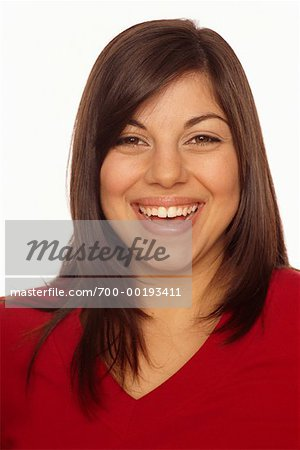 Portrait of Woman Stock Photo - Rights-Managed, Image code: 700-00193411