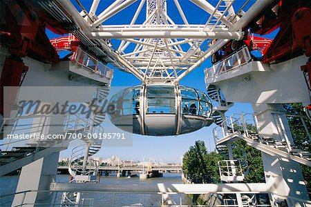 London Eye London, England Stock Photo - Rights-Managed, Image code: 700-00195791
