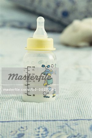 Baby Bottle Stock Photo - Rights-Managed, Image code: 700-00270141
