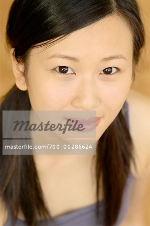 Portrait of Woman Stock Photo - Rights-Managed, Image code: 700-00286624