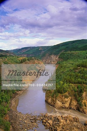 Stikine River, Coast Mountains, British Columbia, Canada