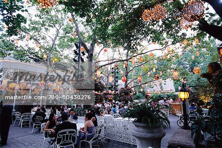 Tavern on the Green, Central Park, New York City, New York, USA Stock Photo - Rights-Managed, Image code: 700-00430276