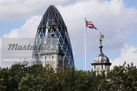 Mary Axe Building, London, England