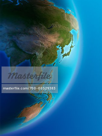 Asia and the Pacific Rim Stock Photo - Rights-Managed, Image code: 700-00529383