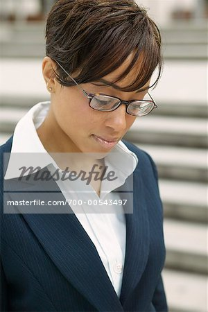 Portrait of Businesswoman Stock Photo - Rights-Managed, Image code: 700-00543497