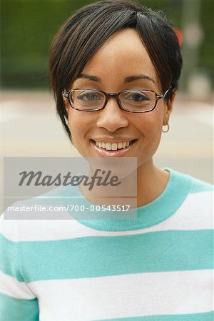 Portrait of Woman Stock Photo - Rights-Managed, Image code: 700-00543517