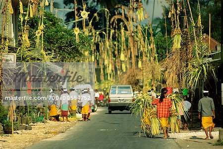 Street Scene, Bali, Indonesia Stock Photo - Rights-Managed, Image code: 700-00554752